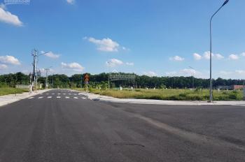 Bán đất MT đường gần Bình Chuẩn 17 - Thuận An, 100% thổ cư, có hỗ trợ ngân hàng 60%, 0865616490