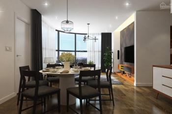 Tôi cần bán chung cư Home City 177 Trung Kính. 100m2, 3PN, căn góc, view thoáng, NT đẹp 38 tr/m2