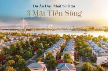 Mở bán duy nhất chỉ 50 nền đẹp nhất dự án ven sông King Bay - Thủ Thiêm 2 ở Nhơn Trạch chỉ 25tr/m2