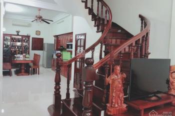 Cho thuê nhà đẹp Liễu Giai 70m2 x 4 tầng nội thất đầy đủ mặt tiền 4m