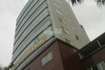Cho thuê văn phòng tòa nhà Lotus phố Duy Tân DT 77m2 - 235m2 giá hấp dẫn. LH 0981938681
