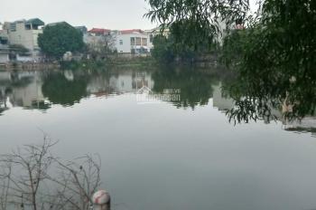 Chính chủ cần bán gấp 2 lô đất view hồ kinh doanh mọi mặt hàng tại trục đường chính tổ 10 Yên Nghĩa