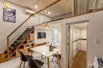 Căn hộ studio gần Quận 6, giá trả trước 660tr/căn, full nội thất