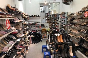 Sang nhượng cửa hàng giày mặt phố Trần Đăng Ninh - Cầu Giấy