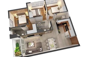 Mình cần cho thuê căn hộ 3PN, 84m2 nhà rộng, có nội thất đẹp giá rất rẻ 9.5tr/tháng