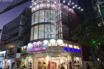 Giá tốt nhất chính chủ cần bán nhà mặt tiền tại 25 Rạch Bùng Binh, P5, Q3, 6x10m, 4 lầu mới