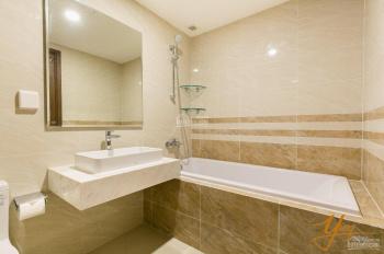 Cho thuê căn hộ cao cấp Quận 4 Sài Gòn Royal 2PN, 2WC view hồ bơi giá 24.5tr/th full nội thất