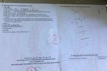 Bán đất mặt tiền đường N14 ngã tư Hòa Lợi Bến Cát 10*43m, giá bán 8.9 tỷ, ĐT 0908194606 nga
