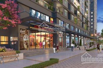 Nhận đặt cọc bán shophouse (dạng kiốt) toà chung cư Thạch Bàn - trực tiếp chủ đầu tư