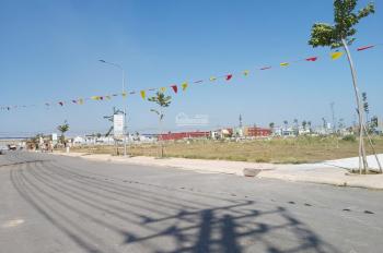 100m2 đất thổ cư, sổ hồng riêng, ngay mặt tiền 45m đại lộ Tân Đức - Hải Sơn