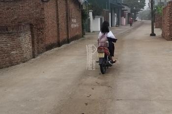 Chính chủ cần bán mảnh đất tại thôn Cao Xá, xã Đức Thượng, huyện Hoài Đức, SĐCC. LH: 0989653355