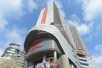 Cho thuê văn phòng tầng trệt đại học Hồng Bàng Điện Biên Phủ 180m2 96tr/th. Thanh 0965 154 945