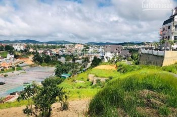Bán đất nền biệt thự tại Đồi Huy Hoàng thành phố Đà Lạt, diện tích: 652m2 (đất xây dựng)