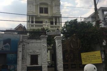 Bán biệt thự mặt tiền kinh doanh đường Bình Long, 9mx40m, giá 29 tỷ, P. Tân Quý, Q. Tân Phú