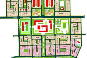 Bán đất nền D(8x20m) đối diện chung cư Nhật Bản dự án Huy Hoàng, Thạnh Mỹ Lợi, Quận 2. Giá 120tr/m2