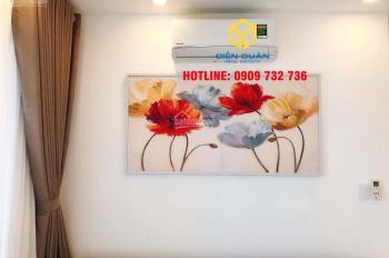 Cho thuê CH Florita 71m2, 2PN, full NT như hình giá chỉ 18tr/tháng. LH 0909 732 736 xem nhà 24/7