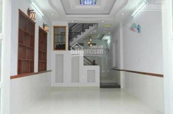 Cho thuê nhà 1 trệt 1 lầu hẻm 69 đường Trần Việt Châu, nhà tương đối, 5 phòng ngủ DTSD 7mx16m