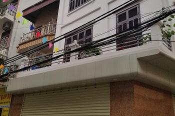 Ngõ 64 nhà Kim Giang cho thuê 55m2 x 4 tầng, full đồ ngõ ô tô, giá 15tr/tháng