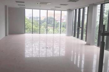Cho thuê VP chuyên nghiệp Quận Đống Đa, mặt phố Chùa Láng, 85m2 - 22 triệu/tháng. Lh: 0866 613 628