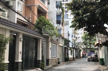 Chính chủ bán nhà hẻm nhựa 6 mét đường CMT8, P7, Tân Bình. DT 4x15m, 2 lầu, nhà mới vào ở ngay