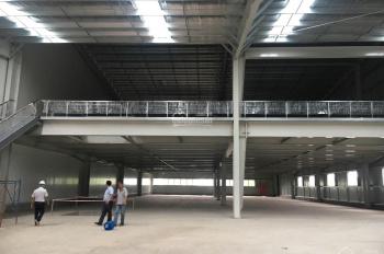 Cho thuê Kho 1.600m2 mặt tiền đường Kinh Dương Vương, P. An Lạc, Q. Bình Tân giá rẻ 75.000 nghìn/m2