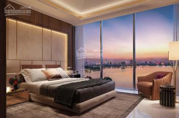 Bán căn hộ duplex view sông Hồng Hồ Tây