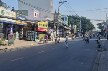 Cho thuê nhà lớn mặt tiền đường Nguyễn Ảnh Thủ, Q. 12 (8x16m), 55 tr/th