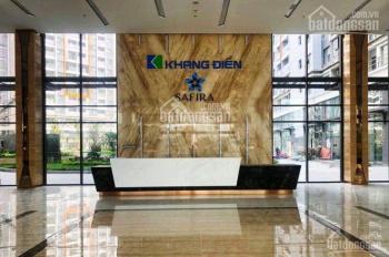 Độc quyền nhiều căn giá rẻ Safira Khang Điền. 1PN 1,49 tỷ, 2PN 67.54m2 1,95 tỷ, 3PN 90m2 2,68 tỷ