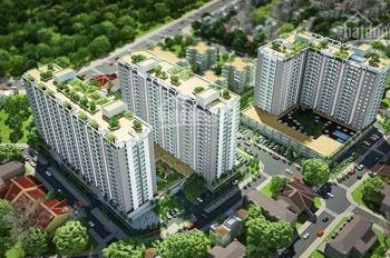 Cho thuê chung cư Bộ Công An, quận 2, Block B, giá 9.5 triệu/tháng