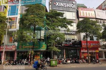 Bán nhà 5 tầng mặt tiền Trương Văn Bang Phường Bình Trưng Tây Quận 2.Diện tích:5x20M.Giá:18 Tỷ