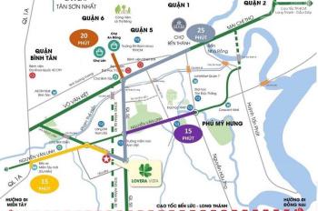 Bán đất nền KDC Việt Phú Garden giá đầu tư tốt nhất thị trường giá 26tr/m2. LH: 0919 775 066