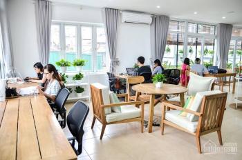 Cho thuê nhà mặt phố Vạn Phúc - Ba Đình, dt 80m2, 5 tầng, mặt tiền 7m, thông sàn, giá 50tr/th