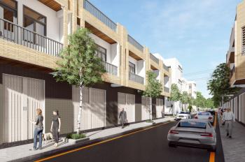 Cực sốc! Chỉ 10 căn cuối cùng - nhà phố 2 MT dự án khu đô thị Cư Xá TP Cam Ranh, trả góp 0% LS