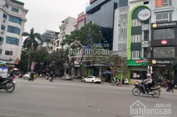 Cần bán nhà mặt phố Vũ Phạm Hàm, Trung Kính, Trung Hòa, Trần Kim Xuyến Cầu Giấy 160m2, giá 42 tỷ