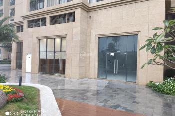Lô shop chân đế cực hiếm tòa C2 tại D'capitale Trần Duy Hưng