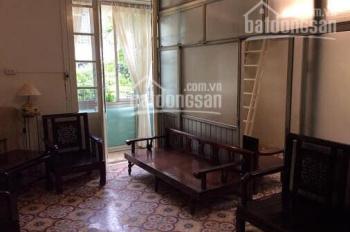 Cho thuê căn hộ biệt thự cổ Pháp để ở tại Phan Bội Châu 6,5tr/th. Dũng 0989064384