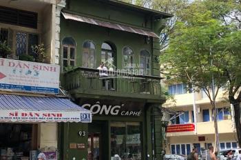 Hàng hot! Nhà MT đường Phan Ngữ, P. Đa Kao, Quận 1. DT 3,7x15m 2 tầng, giá chỉ 11.8 tỷ TL