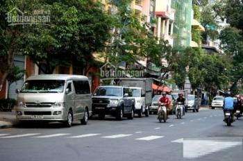 Cho thuê nhà mặt tiền Lê Lai, P. Bến Thành, Q1, DT 4x16m, 4 lầu, giá 55 triệu