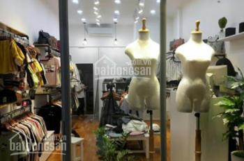 Cho thuê mặt bằng 3,5 x 7m mặt tiền Trần Quang Diệu, Phường 13, Quận 3 - giá 20tr/th