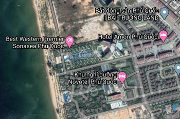 Đất biển xây khách sạn tại Bãi Trường
