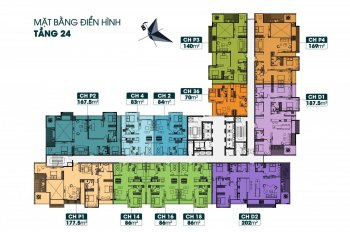 Bán 2 căn duplex - penthouse siêu sang, siêu hiếm dự án TSG Lotus Long Biên giá chỉ 26,5tr/m2