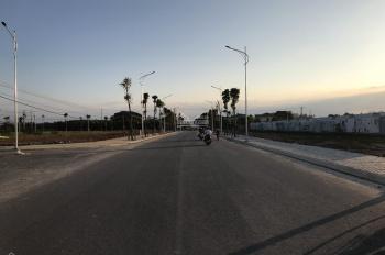 Bán đất mặt tiền Tỉnh Lộ 624 dự án Phú Điền, sổ đỏ từng lô 0905985926
