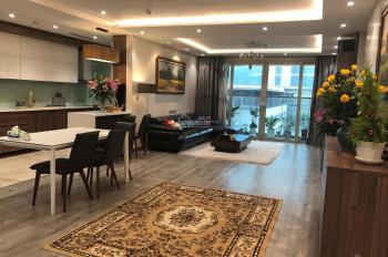 Chính chủ cần cho thuê căn hộ 4 phòng ngủ tại tòa B1 chung cư Mandarin Garden đường Hoàng Minh Giám