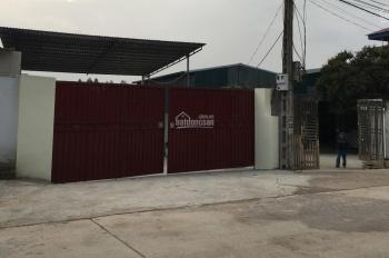 Cho thuê đất hoặc nhà xưởng tại đường Phạm Văn Đồng, thị xã Phúc Yên, Vĩnh Phúc. LH 0988.013.475