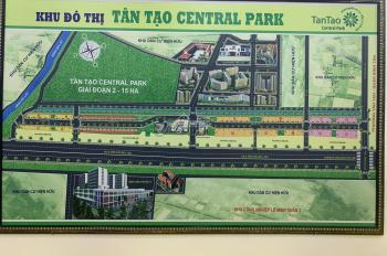 Trân trọng thông báo mở bán đợt 1 khu đô thị Tân Tạo - LH: 0972281115
