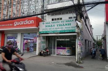 Cho thuê nhà mặt tiền Nguyễn Xí, Q. Bình Thạnh DT: 10x30m