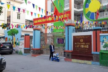 Bán nhà mặt ngõ phân lô 19 Lạc Trung thông 433 Kim Ngưu 60m2x3t ô tô vào nhà kd tốt giá 5.7 tỷ