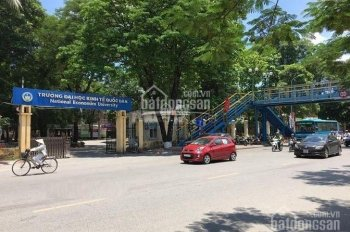 Bán nhà phân lô ngõ 213 Trần Đại Nghĩa, đường 2 ô tô tránh, vỉa hè, DT 110m2, 4 tầng giá 9.5 tỷ