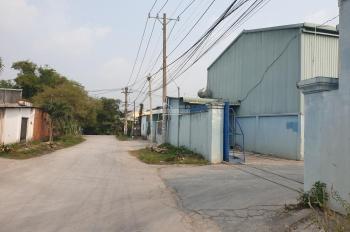 Cho thuê kho, xưởng 1300m2 tại xã Tân An Hội, huyện Củ Chi