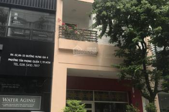 Cần bán gấp nhà phố Hưng Gia PMH Q7 DT 6x18,5m đang có HĐ thuê 63tr/th giá bán 21tỷ LH 0938 775 995